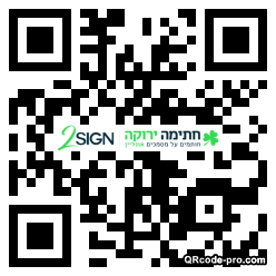QR code with logo 32Ws0