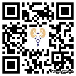 QR code with logo 32aG0