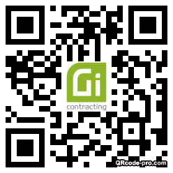 QR code with logo 32bE0