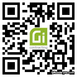 QR code with logo 32bS0