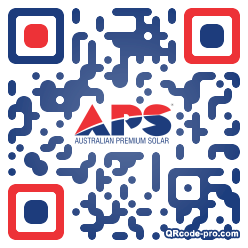 QR code with logo 32f70