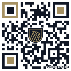 QR code with logo 32hK0
