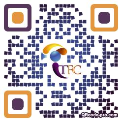 QR code with logo 32mA0