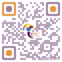 QR code with logo 32mG0
