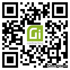 QR code with logo 32mm0