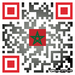 QR code with logo 32oO0