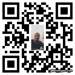 QR code with logo 32oQ0