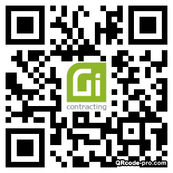QR code with logo 330R0