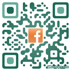 QR code with logo 330X0