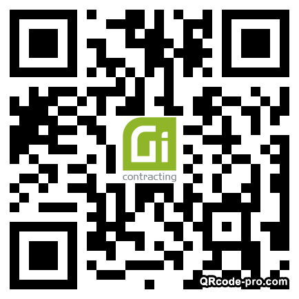 QR code with logo 330d0