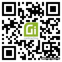 QR code with logo 330k0