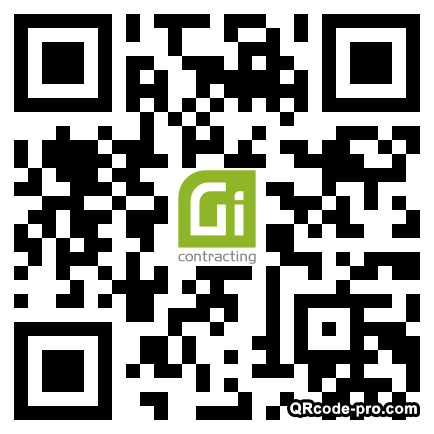 QR code with logo 330m0