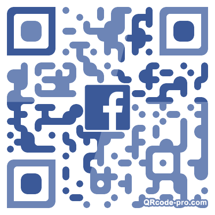 QR code with logo 332h0