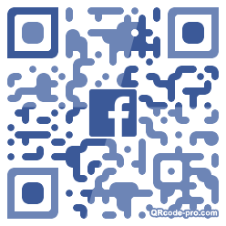 QR code with logo 332j0