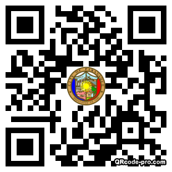 QR code with logo 332k0
