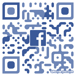 QR code with logo 333b0