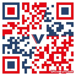 QR code with logo 335J0