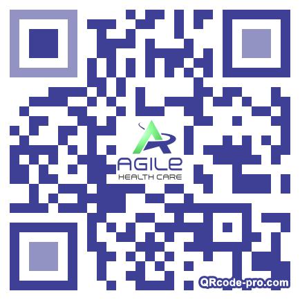QR code with logo 336q0