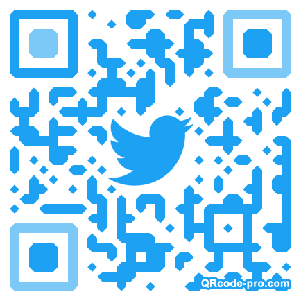 QR code with logo 33B40