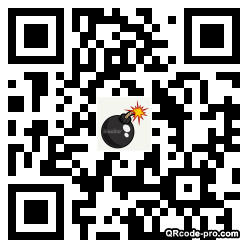QR code with logo 33C00