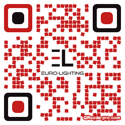 QR code with logo 33Cc0