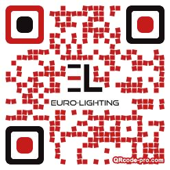 QR code with logo 33Cj0
