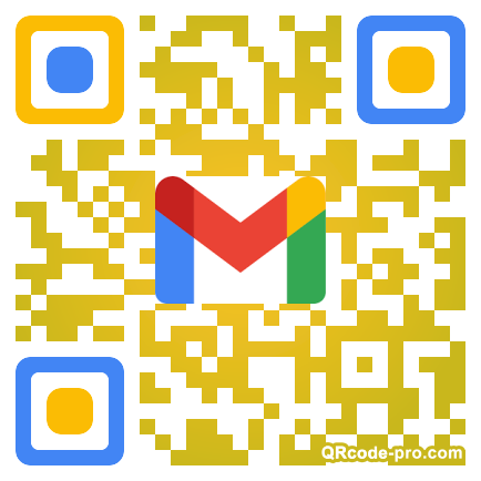QR code with logo 33DF0