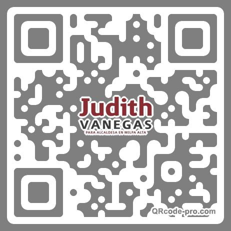 QR code with logo 33Ia0