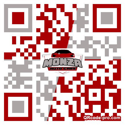 QR code with logo 33K60