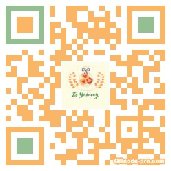 QR Code Design 33La0