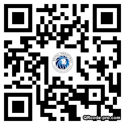 QR code with logo 33PN0