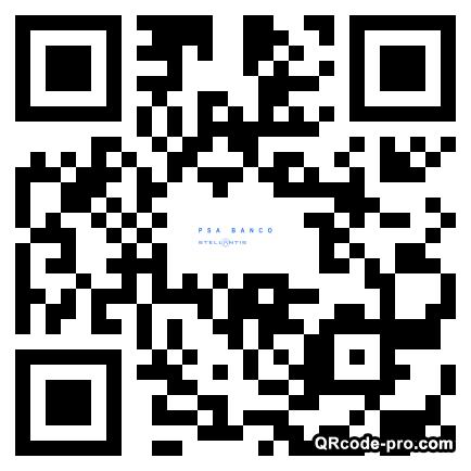 QR code with logo 33Qx0
