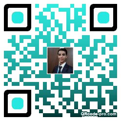 QR code with logo 33S50