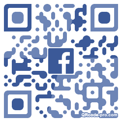 QR code with logo 33VO0
