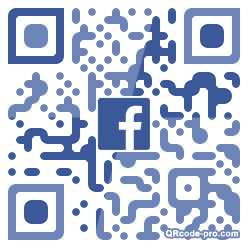 QR code with logo 33XS0