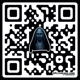 QR code with logo 33YJ0