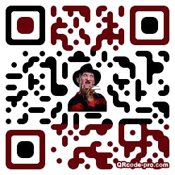 QR code with logo 33YQ0