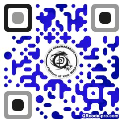 QR code with logo 33ZQ0