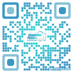 QR code with logo 33bY0