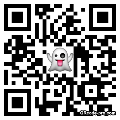 QR code with logo 33f60