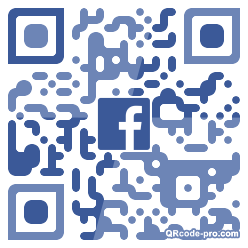 QR code with logo 33g40