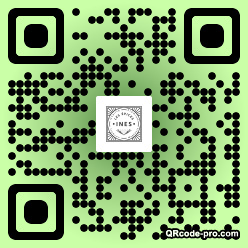 QR code with logo 33hM0