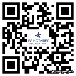 QR code with logo 33iy0