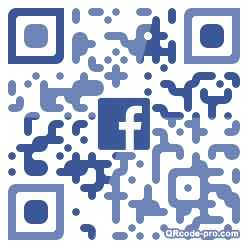 QR code with logo 33k80