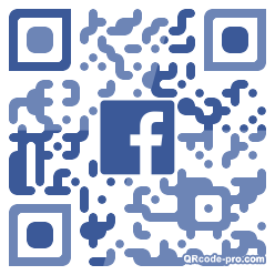 QR code with logo 33kR0