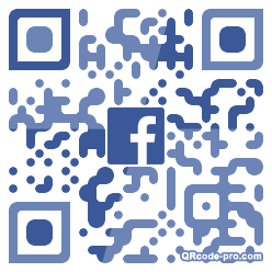 QR code with logo 33m60