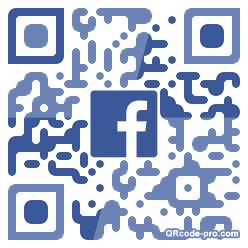 QR code with logo 33nV0