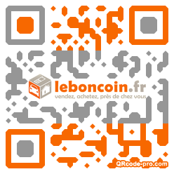 QR code with logo 33rs0