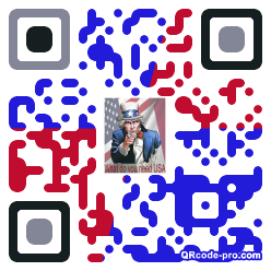 QR code with logo 33sk0