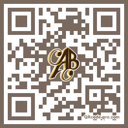 QR code with logo 33tp0